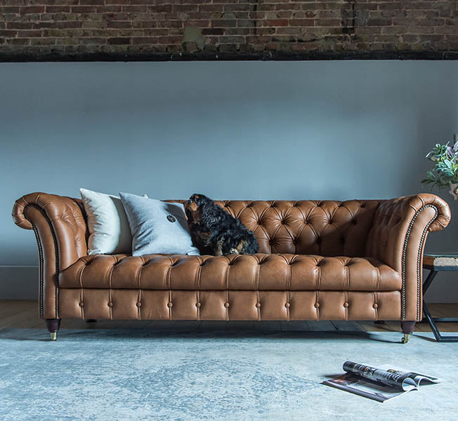 5 Colours That Go Well With Brown Leather Furniture Modish Living