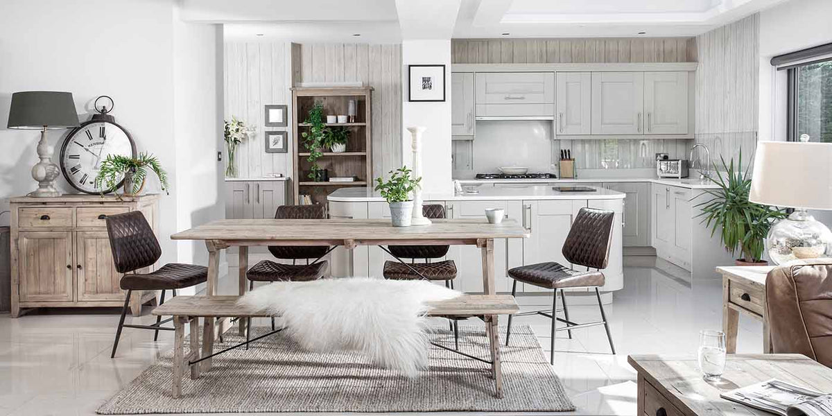 9b5bb2349fe4 How to Create a Family Friendly Airbnb Kitchen Area | Modish Living
