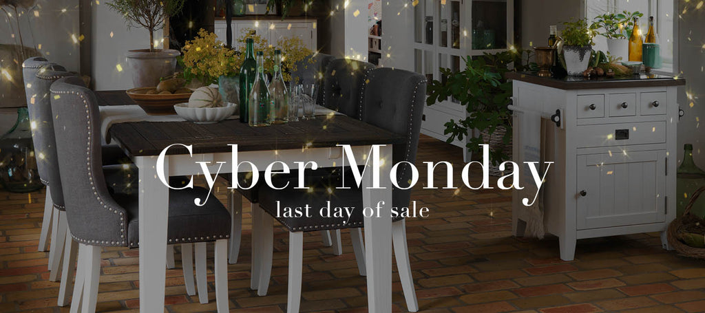 We Have A Black Friday Cyber Monday Furniture Sale