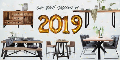 Our Best Sellers throughout 2019