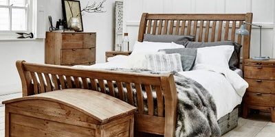 How a Rustic Bedroom will Help You Reclaim Your Calm
