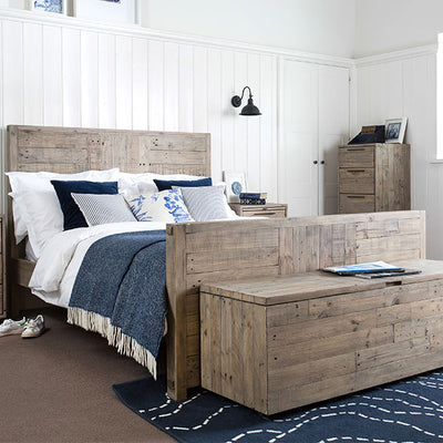 New In! Admire the Thornton Reclaimed Wood Collection