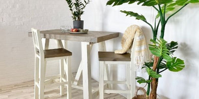 Make the most of a small dining area