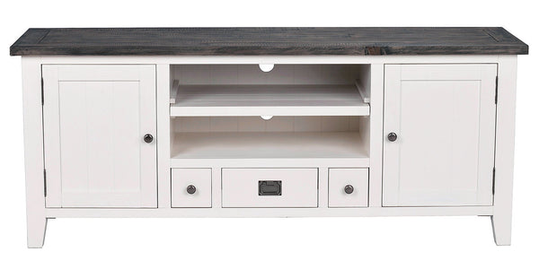 Nottingham White Painted TV Cabinet