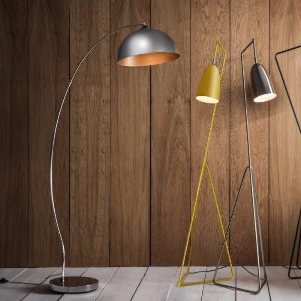 Metal Arc Ravland Floor Lamp