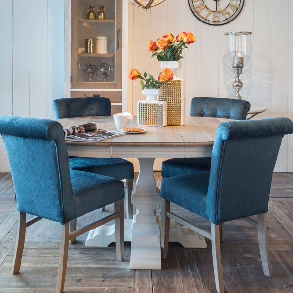 Hoxton Round Dining Table