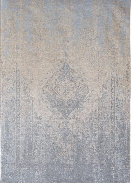 Louis De Poortere Fading World Rug in Beige Sky
