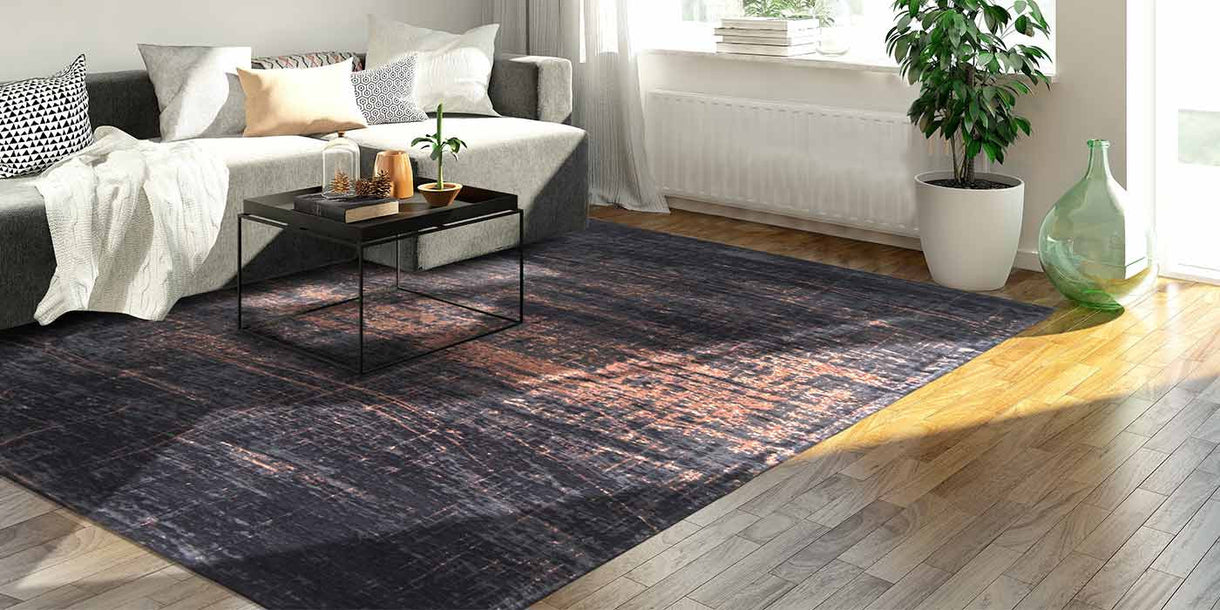 Louis de Poorere Mad Men Soho Copper Rug