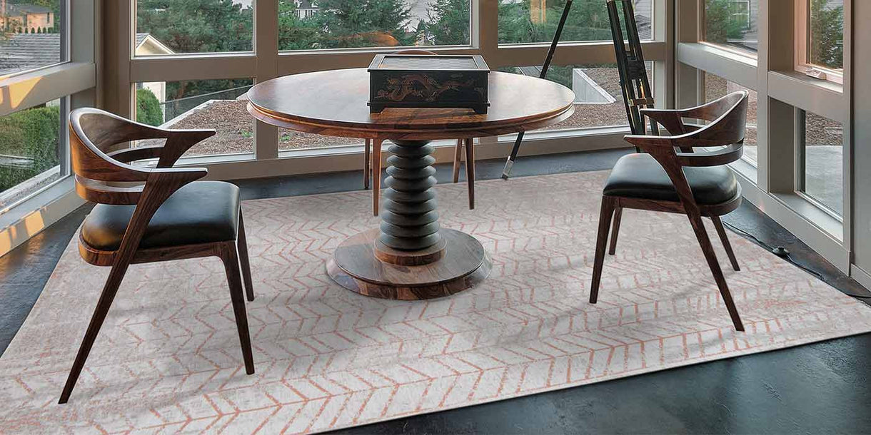 Louis de Poortere Mad Men Coppertone Interior Rug
