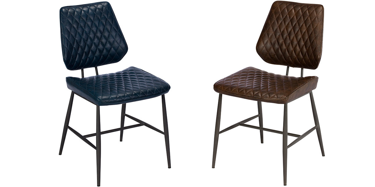 Archie PU Leather Dining Chairs