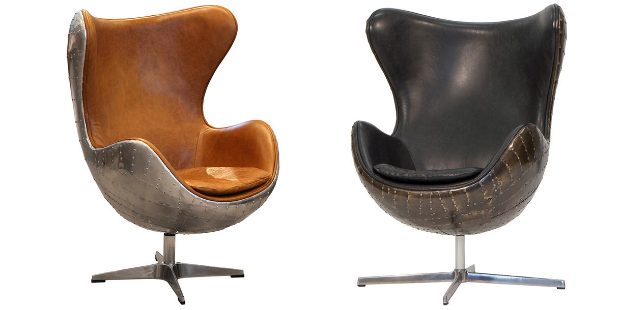 Aviator Keeler Wing Chairs