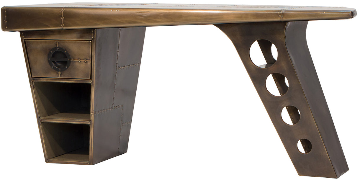 Aviator Half Wing Desk