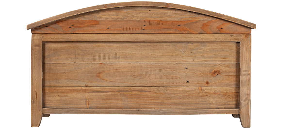 Winchester Rustic Wooden Blanket Chest