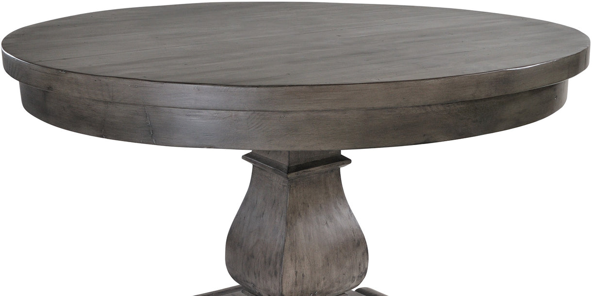 Dakota Reclaimed Wood Round Dining Table Top