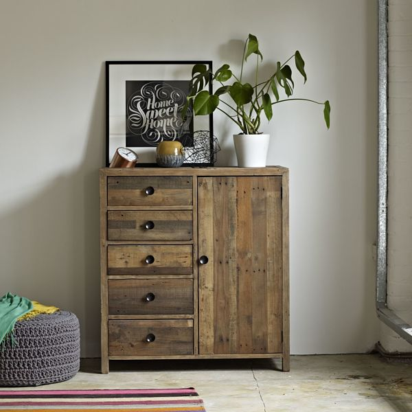 Standford Reclaimed Wood Century Chest