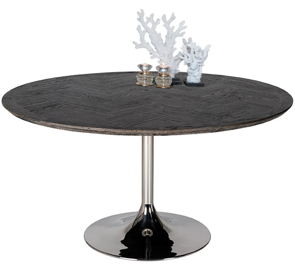 Blackbone Round Dining Table