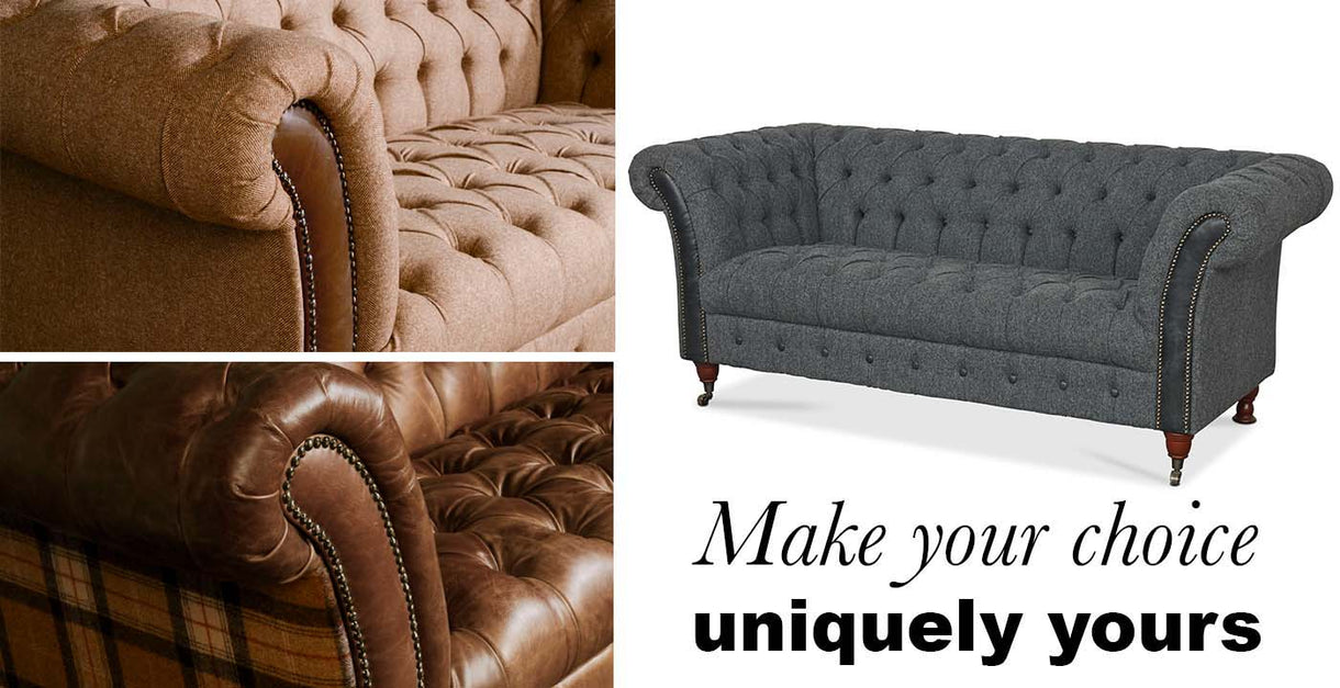 leather chesterfield chair. Bretby Leather Chesterfield Sofa Bespoke Chair