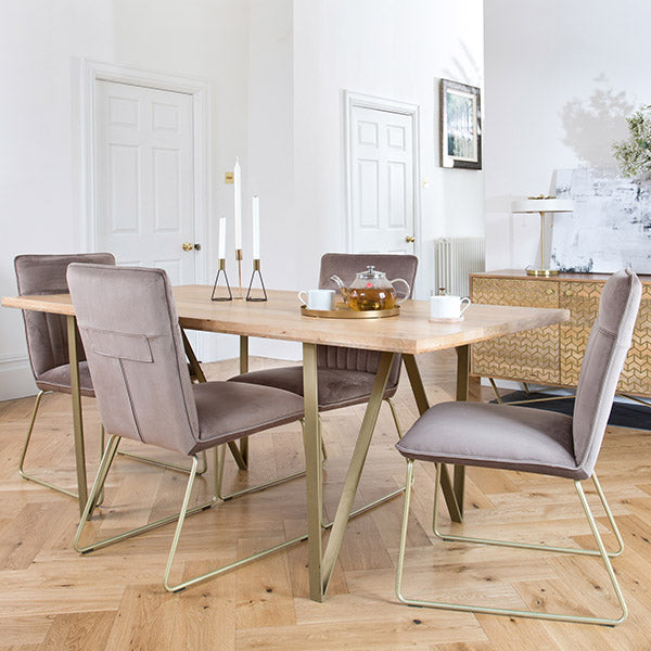 Which Is Best For A Dining Table Light Or Dark Wood Modish Living