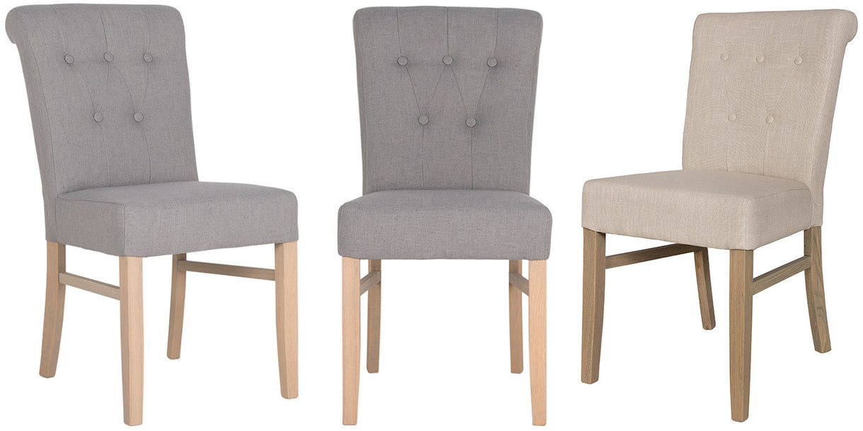 Chanti Upholstered Dining Chairs