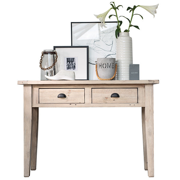 Chelwood Reclaimed Wood Console Table