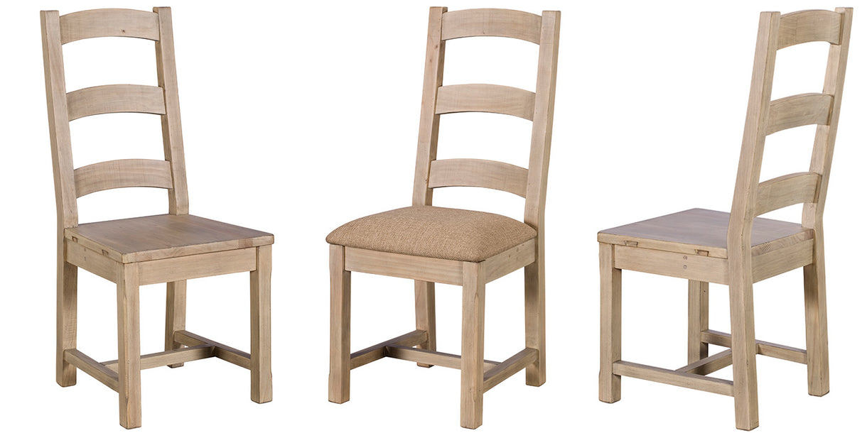 Chelwood Reclaimed Wood Dining Chairs