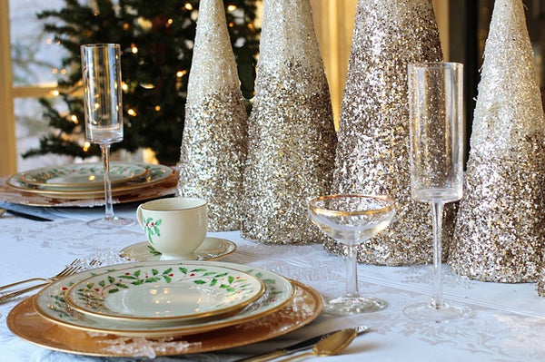 Christmas Dining Table Decorations