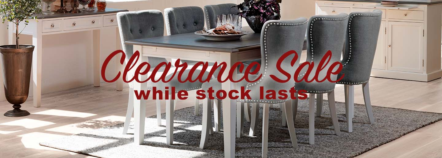 Victoria Distressed White Dining Table And Chairs
