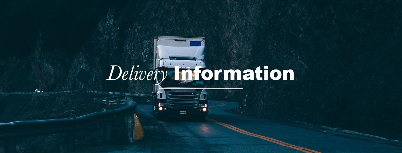 Delivery Information Modish Living