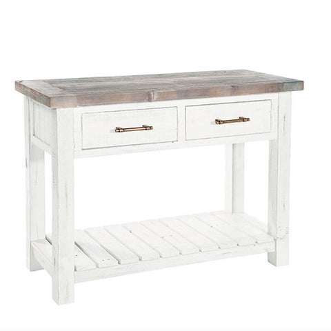 Dorset Purbeck Reclaimed Wood Console Table