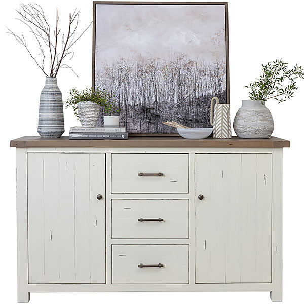 Dorset Reclaimed Wood Large Sideboard