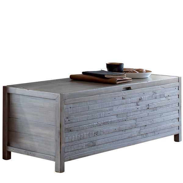 Dulwich Reclaimed Wood Blanket Box