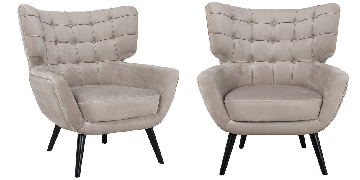 Emily Fabric Armchairs