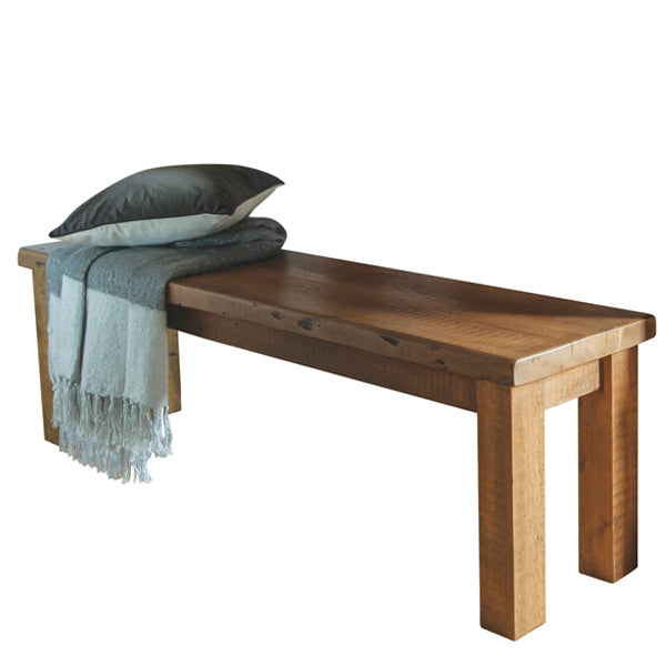 Beam Reclaimed Wood Dining Bench