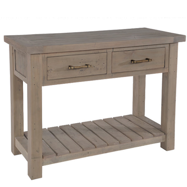 Farringdon Reclaimed Wood Console Table