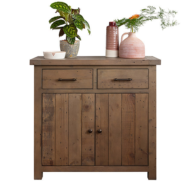 Farringdon reclaimed wood medium sideboard