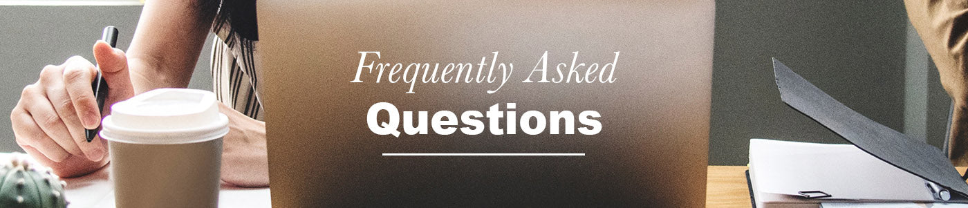 Frequently Asked Questions at Modish Living