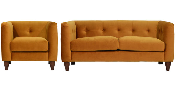Grayson Lounge Sofa and Armchair
