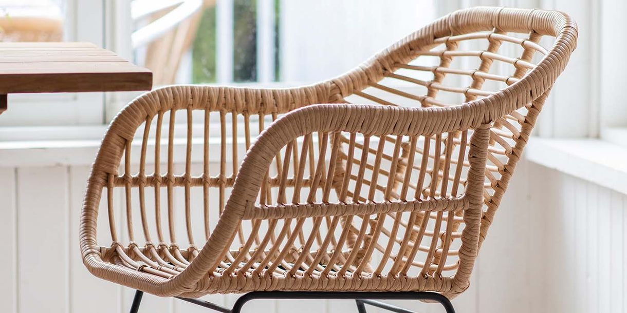Hampstead Bamboo Garden Chair