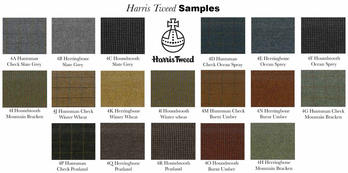 Harris Tweed Swatches