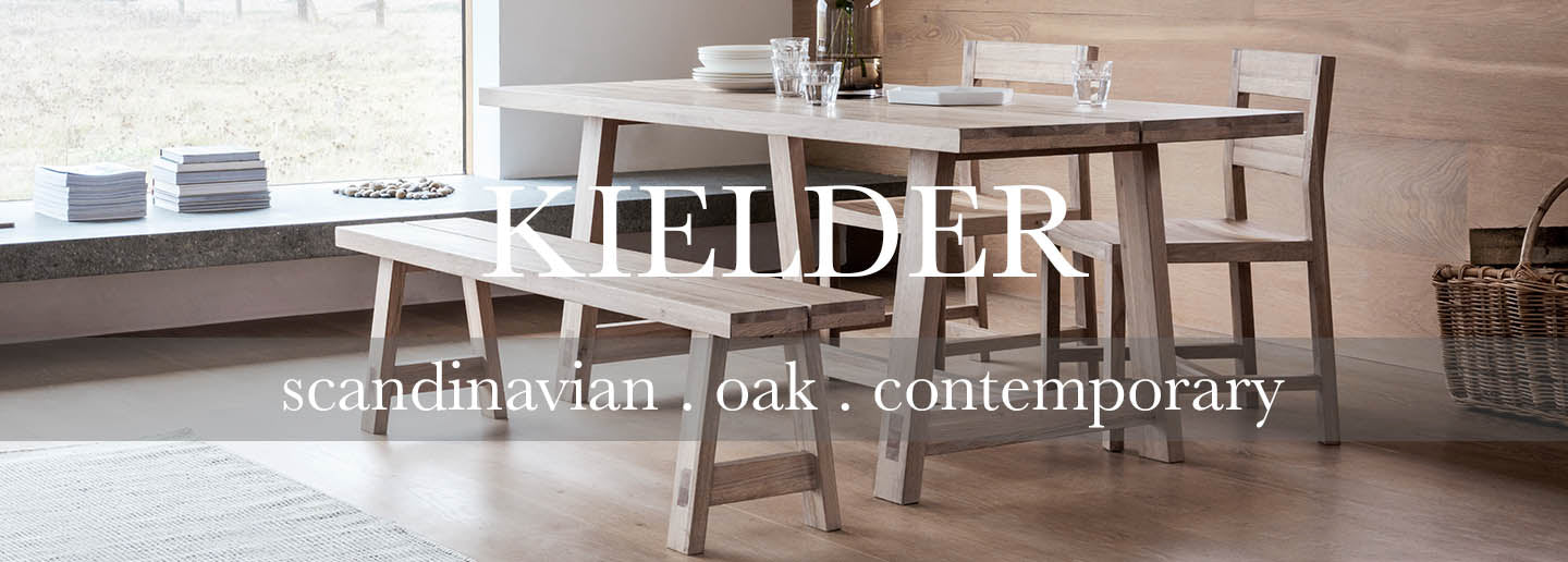 Hudson Living Kielder Oak Table