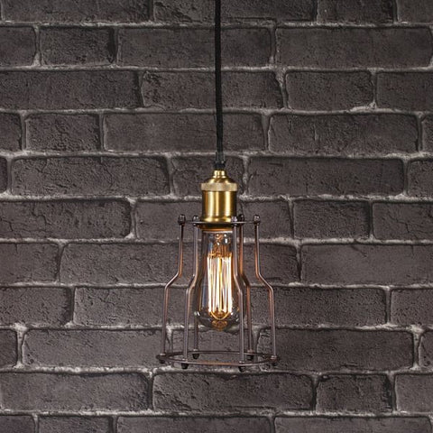 Indiana Industrial Pendant light