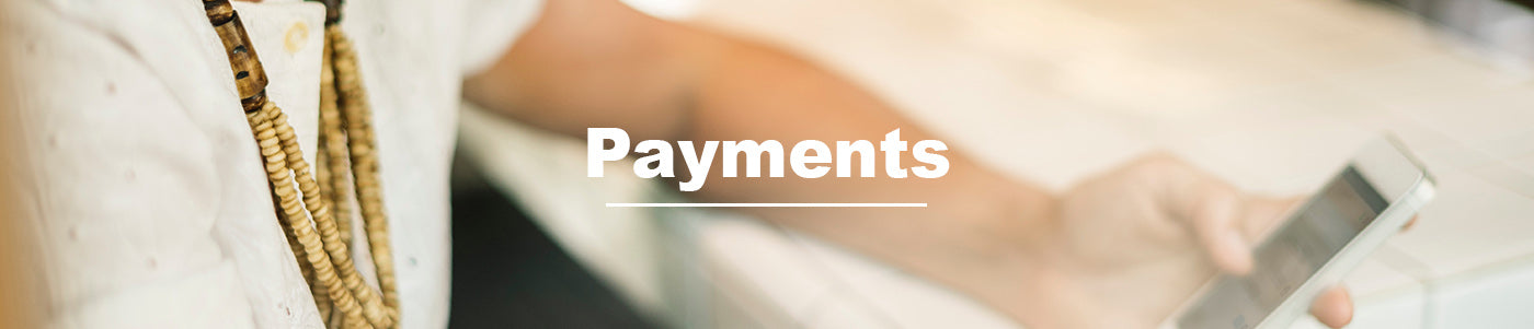 Payments at Modish Living Finance