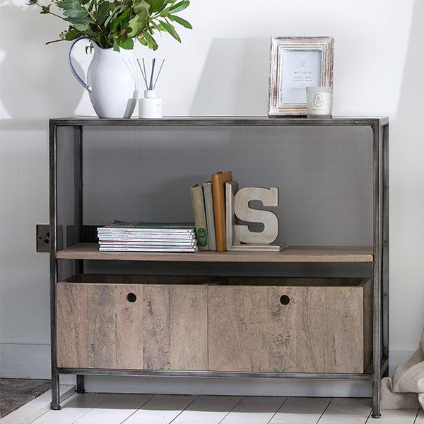 Kensal Wooden Console Table