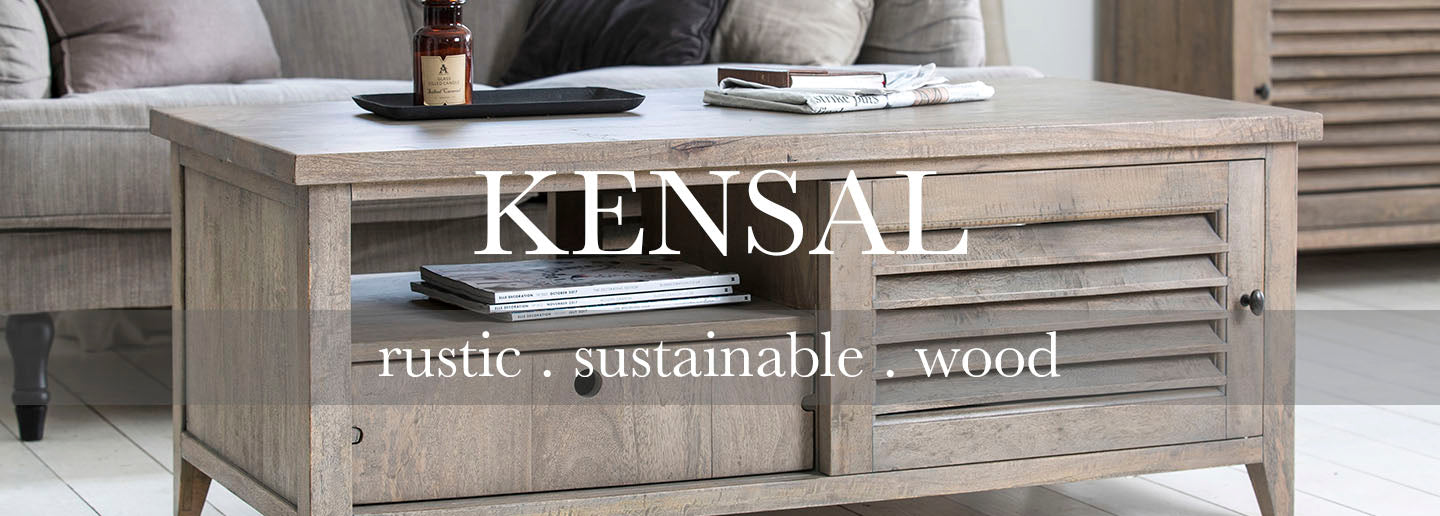 Kensal Wooden Collection