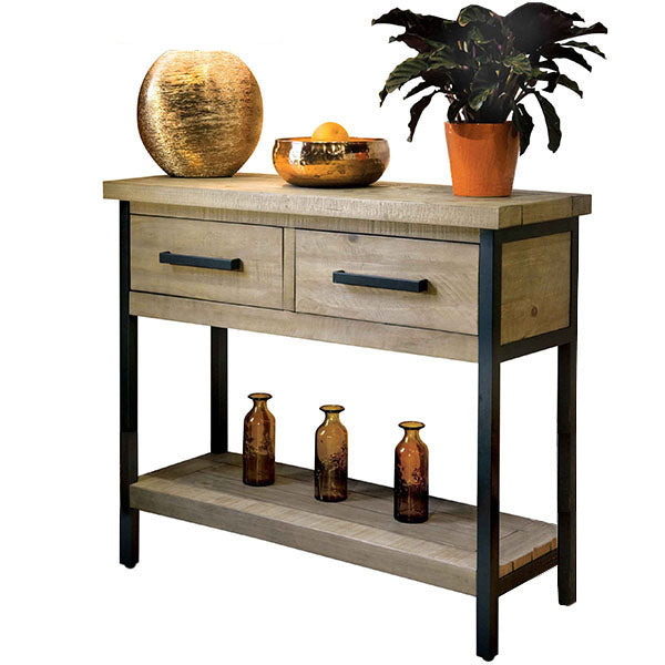 Lansdowne Industrial Console Table
