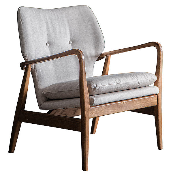 Larsine Fabric Armchair