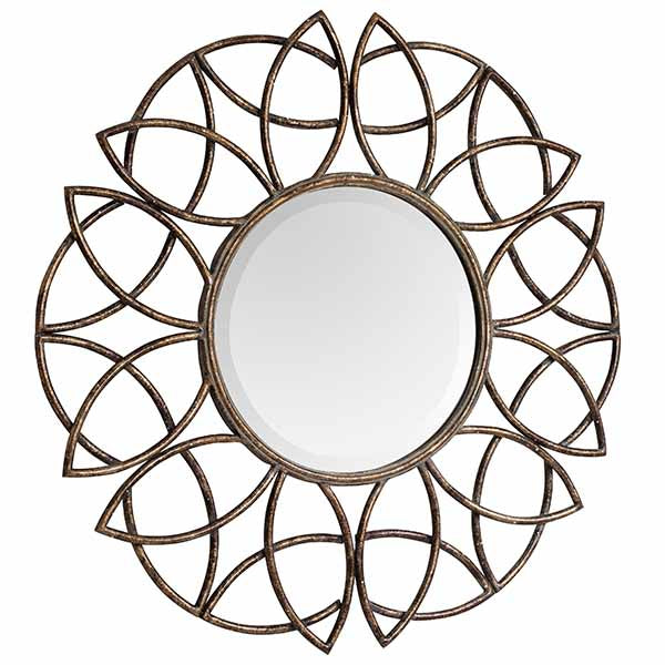 Lily Wall Mirror