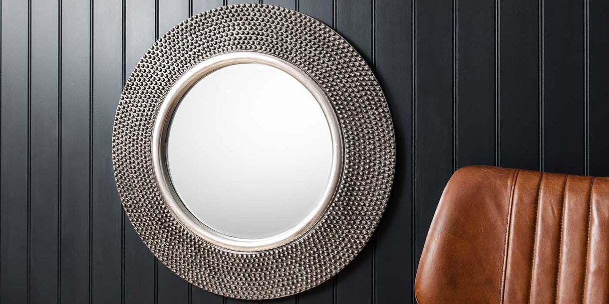 Lina Round Wall Mirror