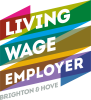 Living Wage Employer, Brighton & Hove, East Sussex