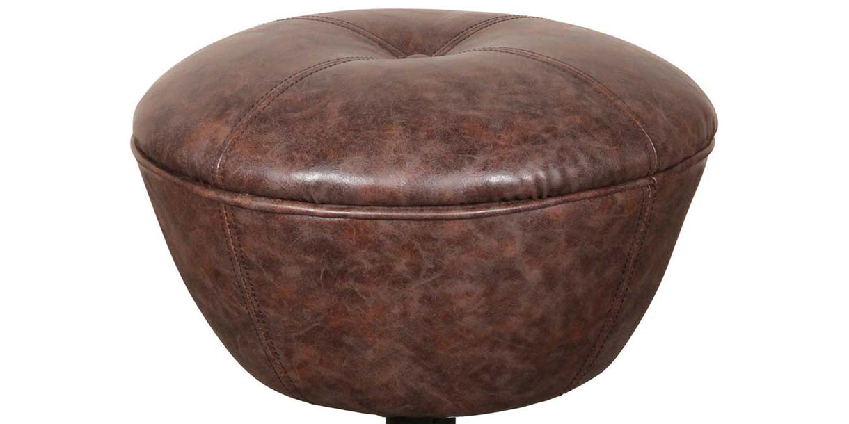 Bar Leather Stool